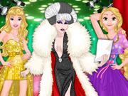 Show de Moda - Rapunzel vs Cinderela