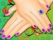 Manicure de Luxo