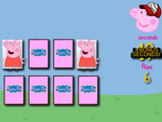 Memória Peppa Pig