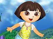 Dora Princesa Sereia