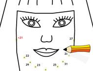Desenhar Barbie