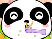 Brinque com o Panda Bebê