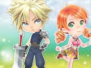 Vista os Heróis de Final Fantasy