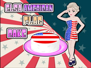Elsa Prepara Bolo Americano