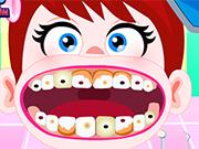 Bebê Lulu no Dentista
