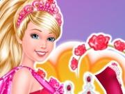 Vista e maquie a Barbie bailarina