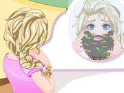 A Barba da Princesa Elsa