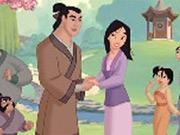 Colorir Mulan
