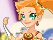 Lolirock: As Roupas da Princesa Auriana