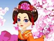 Vista a Princesa Kasumi
