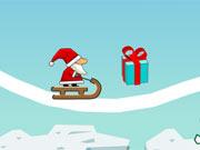 Levar o Papai Noel até as Renas