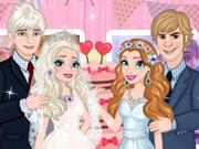 Elsa e Anna: Festa do Noivado