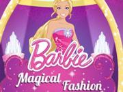 Maquie e vista a Barbie com Magia
