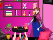 Arrume o Escritório da Princesa Elsa