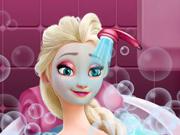 Banho de Beleza da Elsa