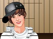 Novo Visual de Justin Bieber