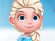 Decore o Castelo da Princesa Elsa
