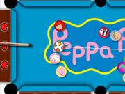 Sinuca da Peppa Pig