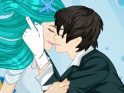 Beijo Escondido no Fundo do Mar