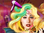 Cabeleireira da Lady Gaga