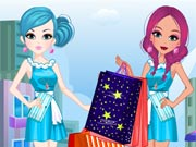 Arrumar as Garotas para Fazer Compras