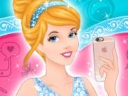 Tire uma Selfie com a Cinderela