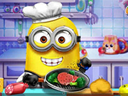 Minion Cozinheiro