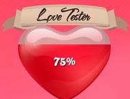 Percentagem de Amor