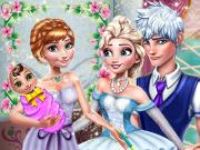 Princesa Anna: Madrinha Mágica