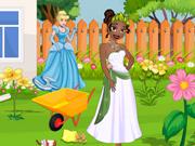 Limpe o Jardim das Princesas Disney