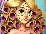 Mudar Visual de Rapunzel