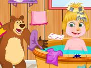Arrume o Banheiro da Masha