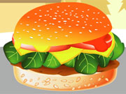 Decorando Hamburger