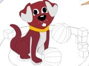 Colorir o Cachorro