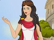 Vestir a Garota nos Tempos de Roma