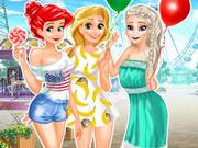 Princesas Disney: Festa de Verão