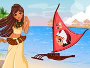 O Barco da Princesa Moana