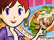 Sara Cozinha Gyros