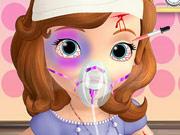 Princesinha Sofia No Médico