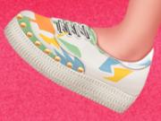Decore e Personalize Sapatos