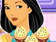 Pocahontas Cozinha Cupcakes
