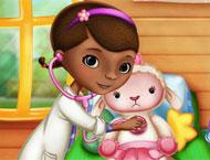 Doutora Brinquedos Cura Lambie
