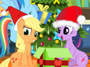 Um Natal Desastroso com My Little Pony