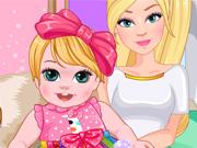 Barbie Estilista de Bebê