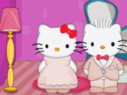 Casinha da Hello Kitty