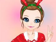 Fazer uma Maquiagem de Natal