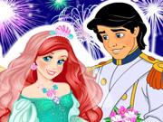 Casamento da Princesa Ariel