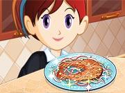 Sara Cozinha Salmão Delicioso