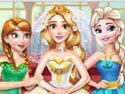 O Casamento da Rapunzel