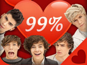 Calculadora do Amor One Direction